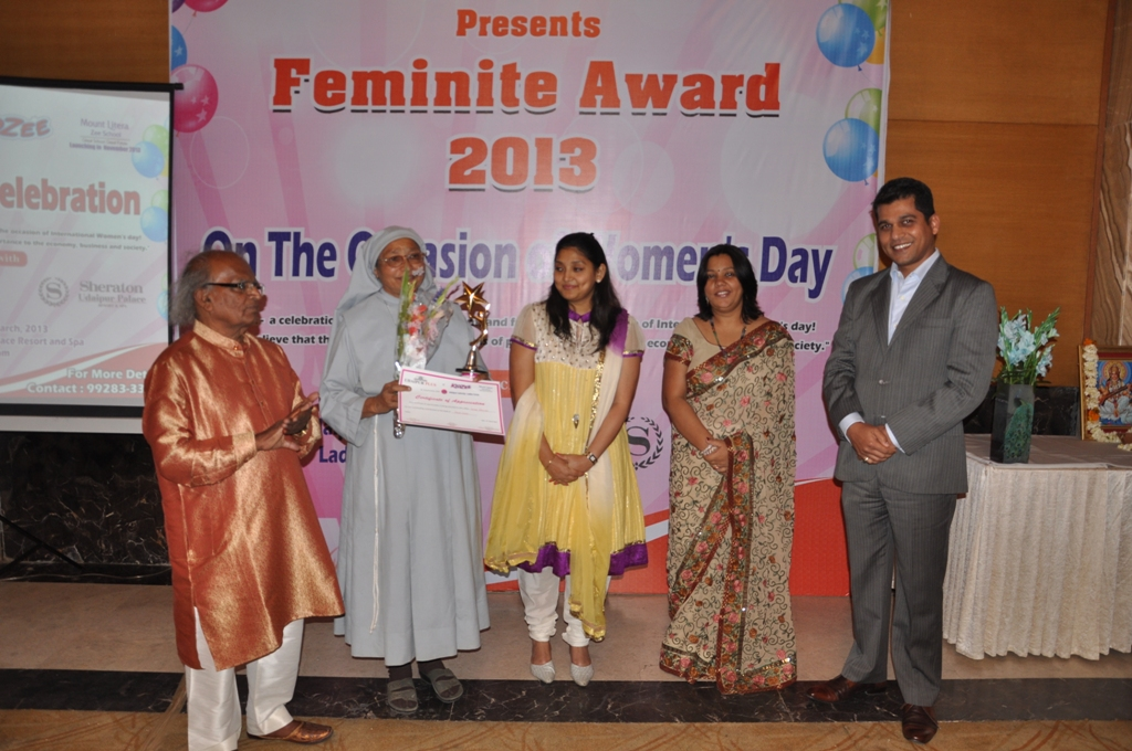 WOMEN'S DAY CELEBRATION BY UDAIPUR PLUS