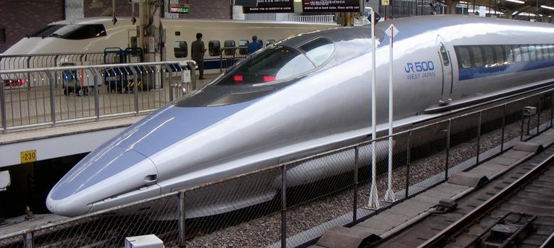 bullet train in india udaipur in list