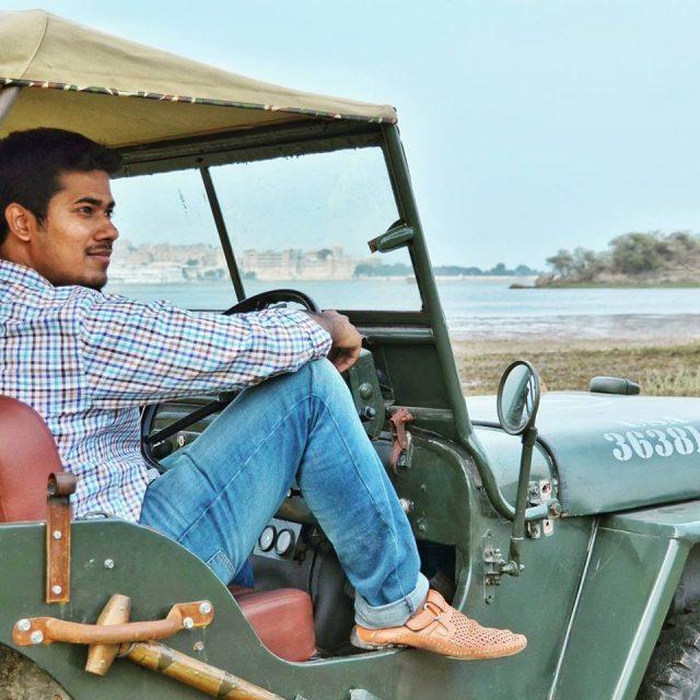 Sanjit Chohan - UdaipurBlog