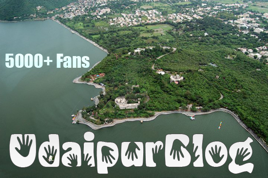 5000 Fans to UdaipurBlog