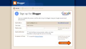 Infor Blogger