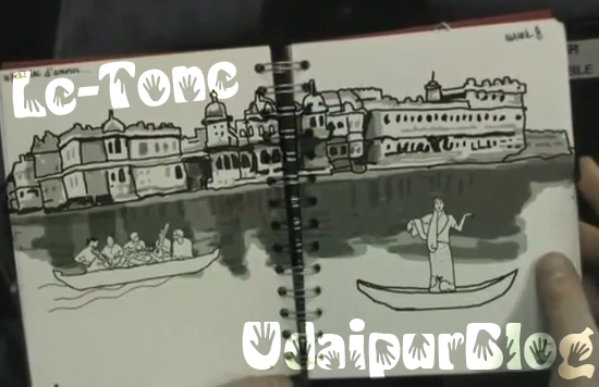 [Video] Le Tone – In The Lake Of Udaipur Song