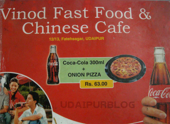 Vinod Fast Food and Chinese Cafe