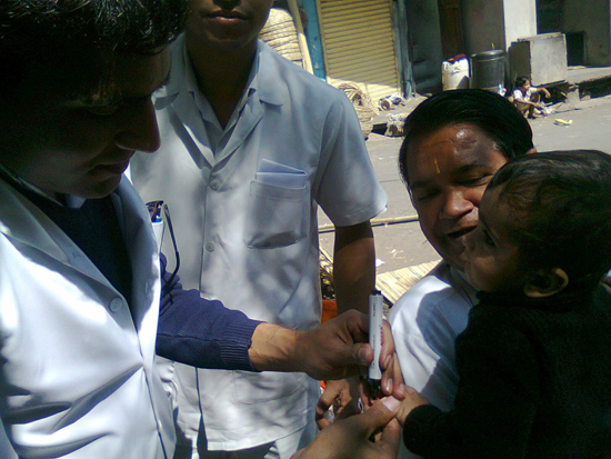 Polio Sunday