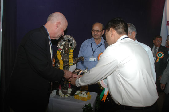 inaugral ceremony of ETNCC-2011