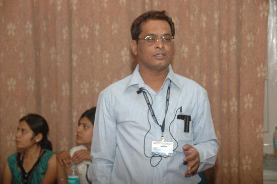 ETNCC 2011 | presentation by Dr. Sunil Joshi