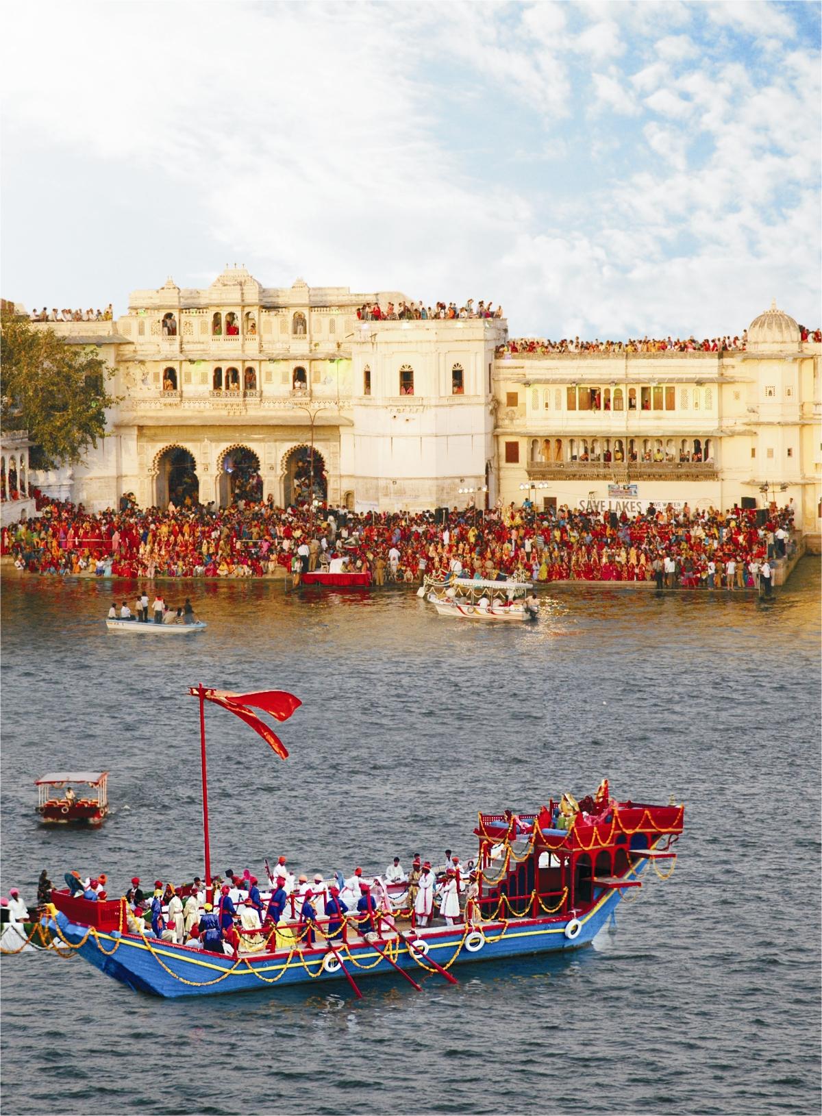 Ghangaur Festival , Mewar Festival Udaipur