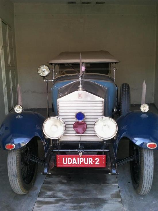Name of Car: Rolls Royce -- Model: 20 H.P.(tourer) -- Year of Mfd: 1924