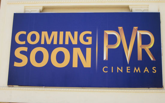 PVR Cinemas Udaipur