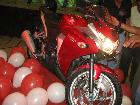 Honda CBR Launch | UdaipurBlog