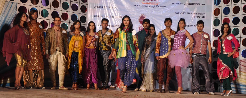 Illuminati 2011 Pacific College Fashion Show Udaipurblog