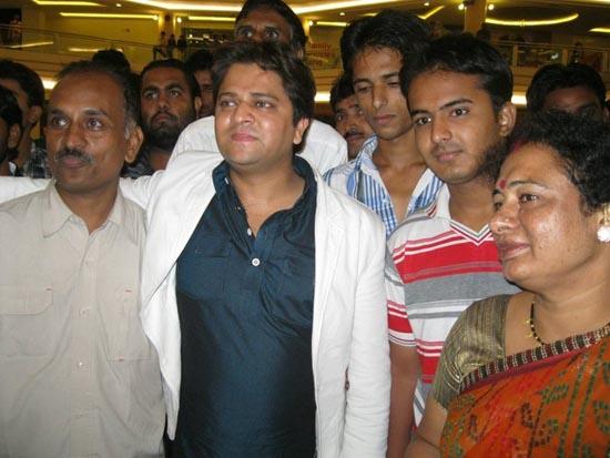 Shahnawaz in Udaipur