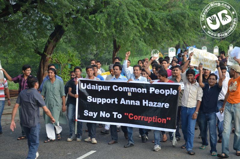 Udaipur Against Corruption