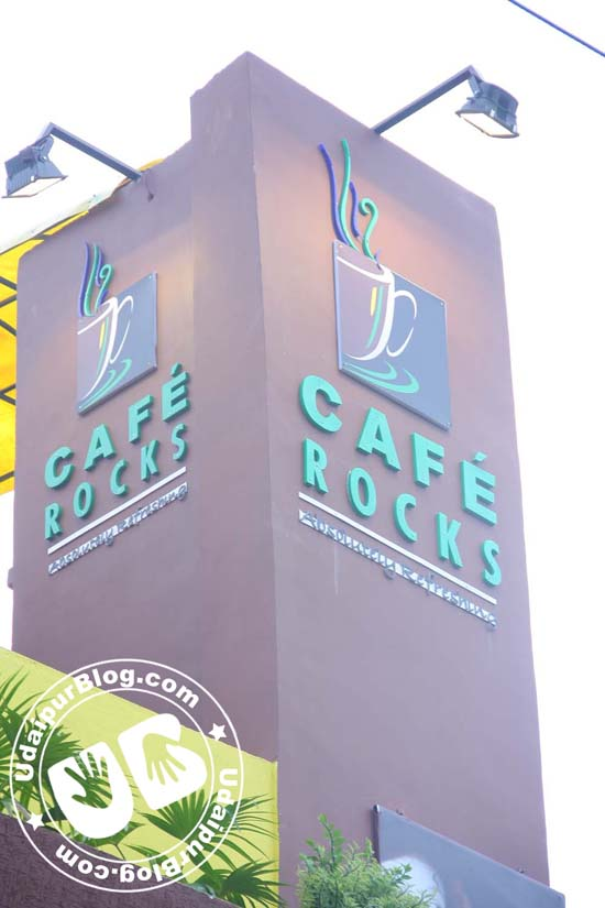 Cafe Rocks-UdaipurBlog