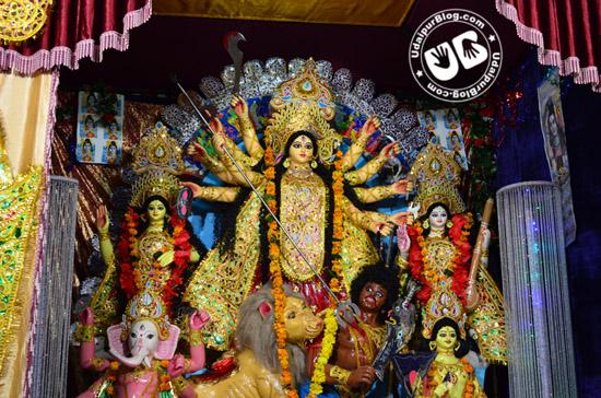 Durga Puja 2011 | UdaipurBlog