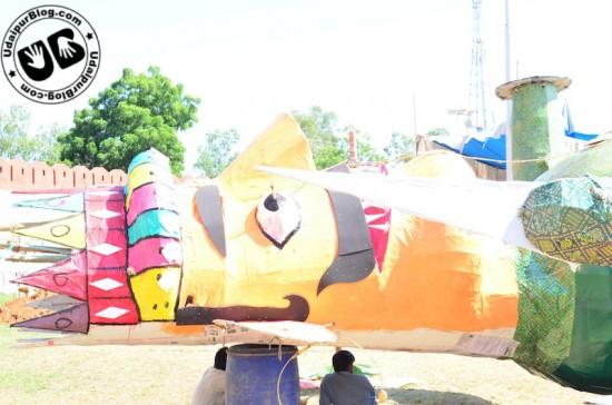 Dusshera Festival Udaipur
