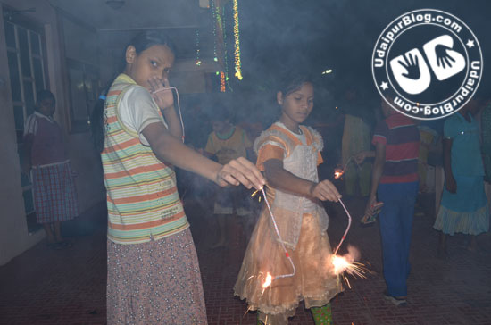 Diwali at Ashram (1)