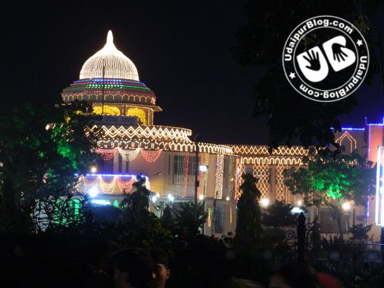 Diwali in Udaipur