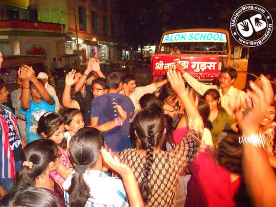 Visarjan | Durga Pooja | UdaipurBlog.com