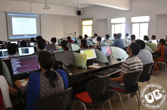 Seminar a Techno India NJR