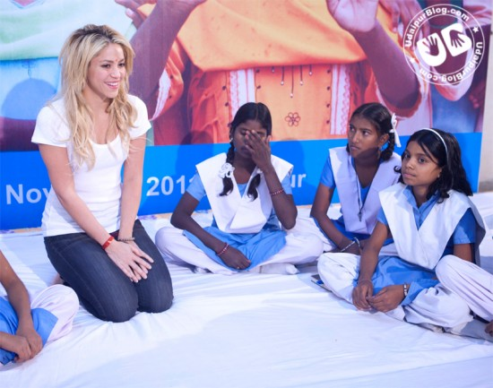 Shakira in Udaipur