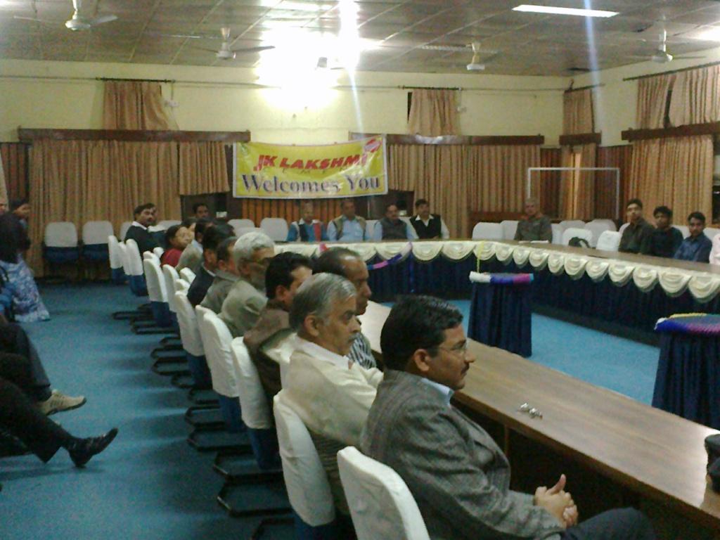 Disaster management workshop in ctae udaipur
