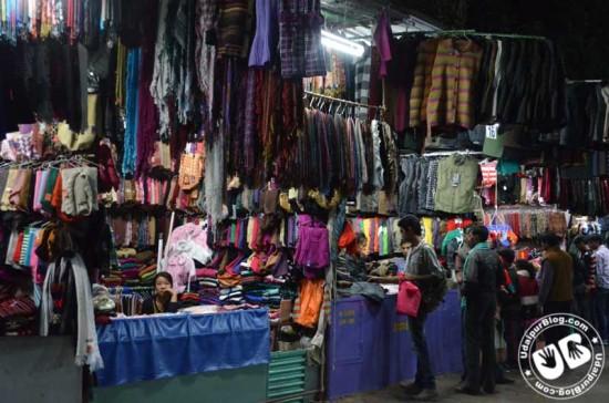 Tibetan Market Udaipur, Samor Bagh Udaipur