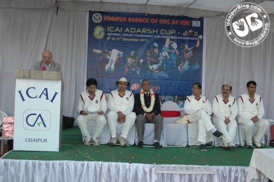 ICAI Adarsh Cup 2011