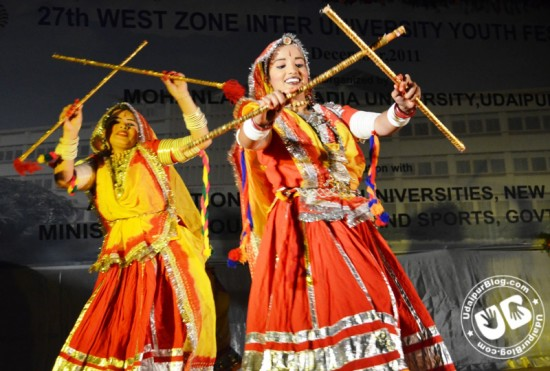 27th West Zone Inter University Youth Fest