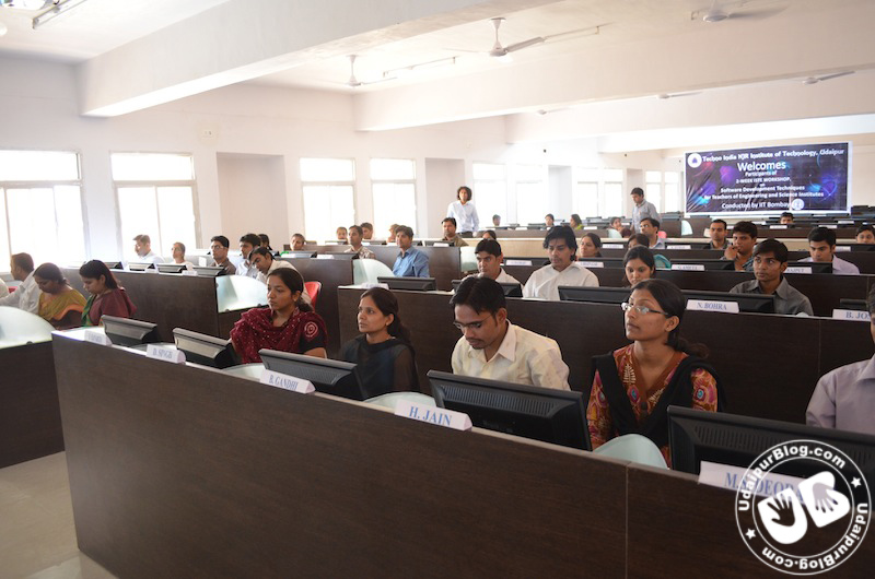 Two day Workshop on writing Effective Conference Papers at Techno India NJR