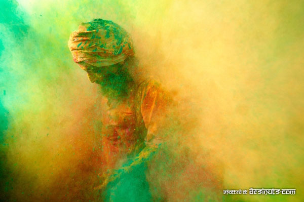 Holi – it's time to rejoice and celebrate