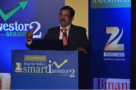 Dr. Anil Kothari from Udaipur in Semifinals of Zee Business – 'India's Smartest Investor'