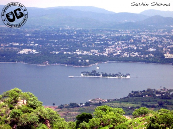 Sachin Sharma - From Sajjangarh palace to Fateh Sagar Lake
