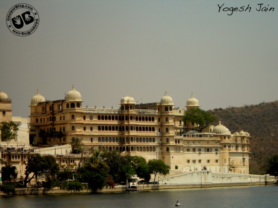 City Palace by Yogesh Jain