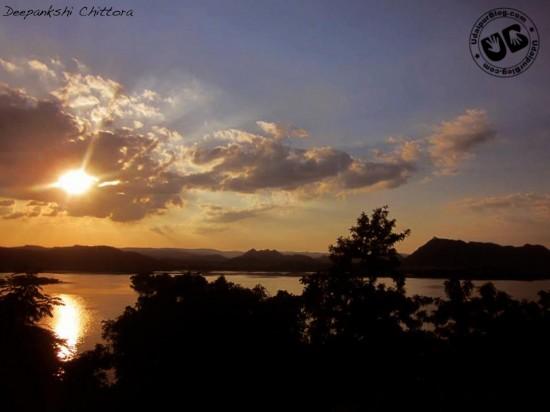 Deepankshi Chittora - Lake Pichola