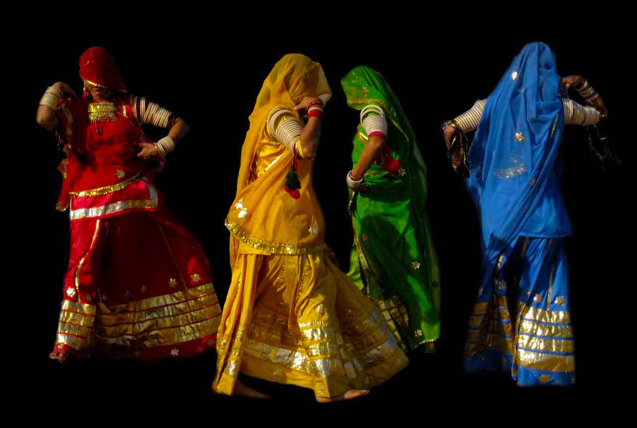 Rajasthani Ghoomar Dance Dance is Passion  Dance is an