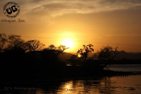 Shreyas Jain - Lake Pichola