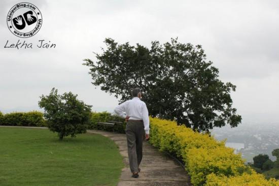 Lekha Jain - Walk in Solitude