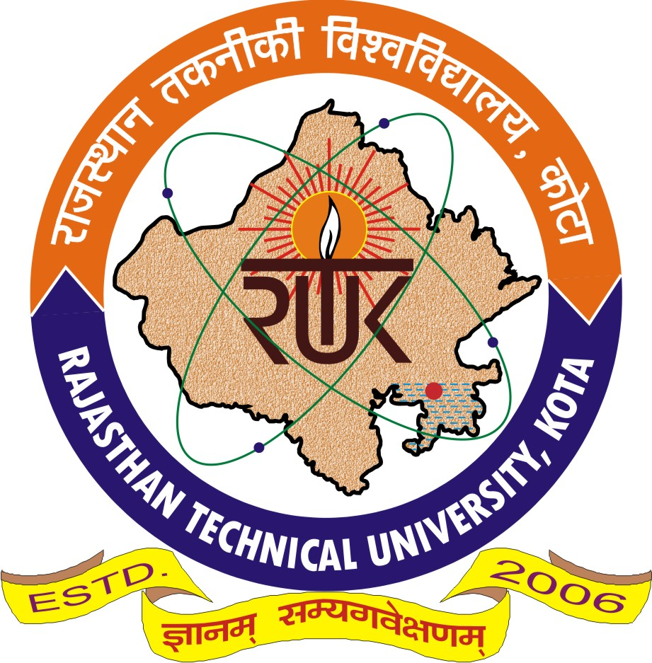 Rajasthan Technical University – Timetable for 2nd Semester