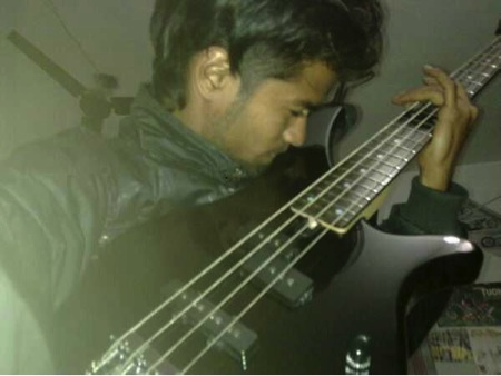 Anmol with Bass