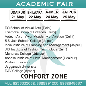 Comfort Zone – Academic Fair