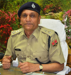 An Interview with new SP of Udaipur – Mr. Hari Prasad Sharma