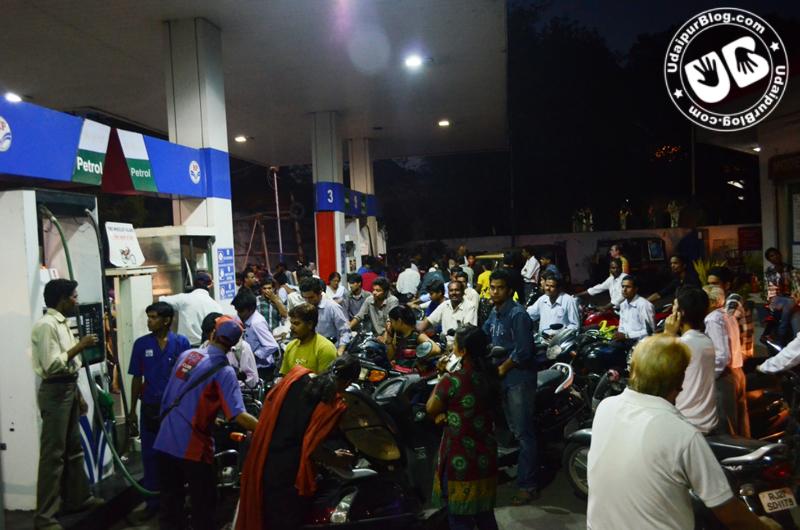 OMG..!! Again a petrol price hike of Rs. 7.50
