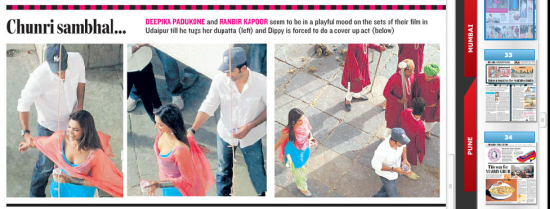 Mid Day Newspaper - page 32 - Photo
