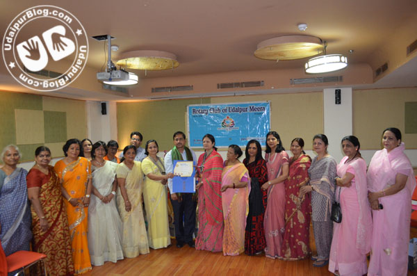 Rotary Club Meera's Annual Meet for Closing Session 2011-12 Concluded