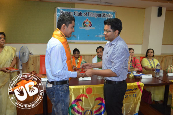 Rotary Club | UdaipurBlog | Prasun Bannerjee