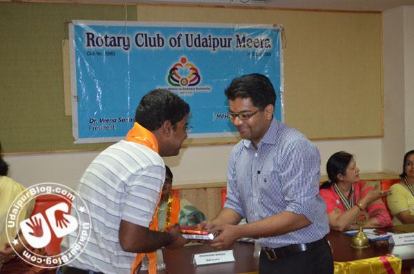Rotary Club | UdaipurBlog | Mujtaba RG