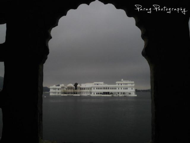 Parag Pancholi - Lake Palace