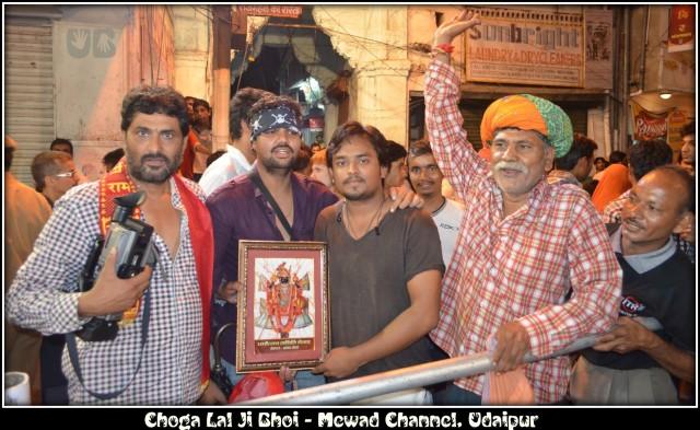 Choga Lal Bhoi - Mewar Channel - Udaipur