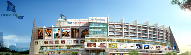 Lakecity mall, udaipur